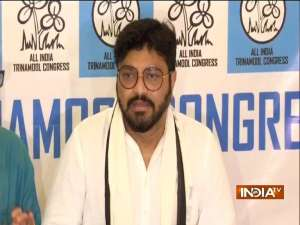 Coming back for great opportunity to serve Bengal: Babul Supriyo after joining TMC