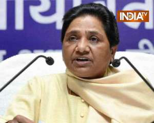 Mayawati sidelines Mukhtar Ansari, gives ticket to Bhim Rajbhar