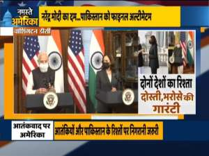 Tensions high in Pakistan ahead of crucial Modi-Biden meeting today? Watch this report