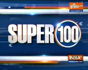 Super 100: Watch the latest news from India and around the world | September 28, 2021