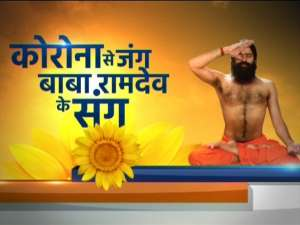 Swami Ramdev suggests yoga asanas and ayurvedic remedies to keep your kidneys healthy