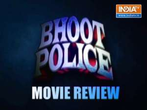 Bhoot Police Movie Review: Saif Ali Khan, Arjun Kapoor's film is a thrilling ride