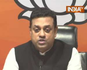 Watch: BJP slams Rahul Gandhi for tweeting a wrong image of farmers' protest in its press conference