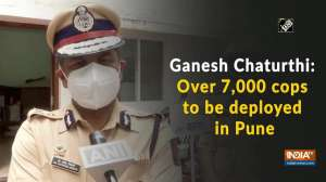 Ganesh Chaturthi: Over 7,000 cops to be deployed in Pune