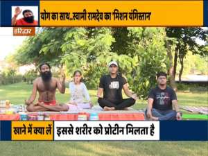 How to help your children gain height? Swami Ramdev answers all your queries