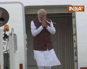 PM Modi's enthusiasm and energy at work continues even after a long foreign tour
