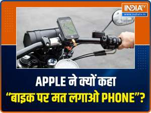 Your bike ride can damage your iPhone camera badly