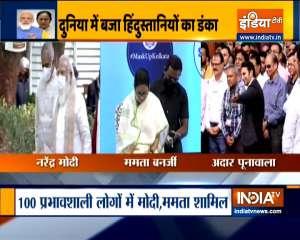 PM Modi, Mamata Banerjee and Adar Poonawalla among Time Magazine's top 100 influential people