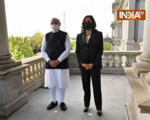 What is PM Modi's special gift to US VP Kamala Harris? Watch this report