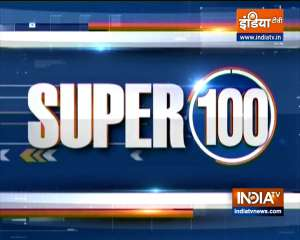 Super 100: Watch the latest news from India and around the world | September 17, 2021