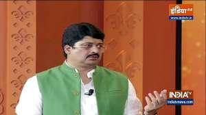 Chunav Manch | Crime rate dropped in UP under CM Yogi's rule: Raja Bhaiya