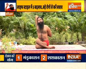 Blood pressure patients are troubled by the problem of sciatica? Know effective treatment from Swami Ramdev