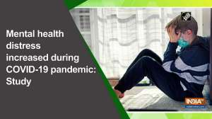 Mental health distress increased during COVID-19 pandemic: Study