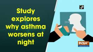 Study explores why asthma worsens at night