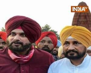 Navjot Singh Sidhu to meet CM Charanjit Singh Channi in Chandigarh's Punjab Bhawan