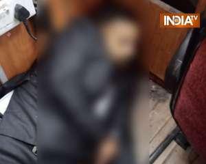 Shootout inside Rohini Court in Delhi, gangster Jitendra Gogi killed