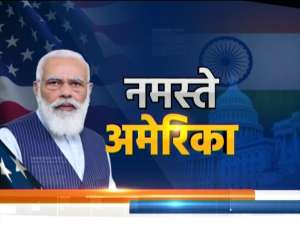 PM Modi lands in America, receives a warm welcome in Washington DC