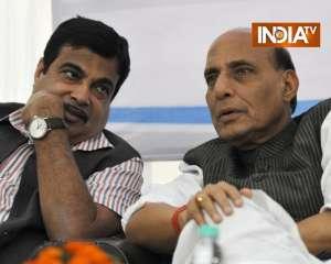 Nitin Gadkari and Rajnath Singh to inaugurate emergency landing facility for IAF in Barmer