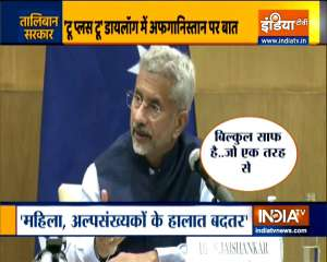 India refuses to accept the Talibani Government of Afghanistan