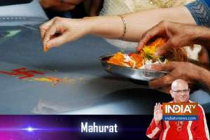Many yogas are being made with Sankashti Chaturthi, know today's auspicious time