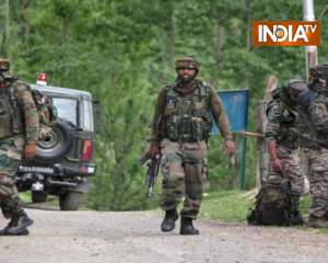 Indian Army stops infiltrators in Jammu-Kashmir's Poonch Sector