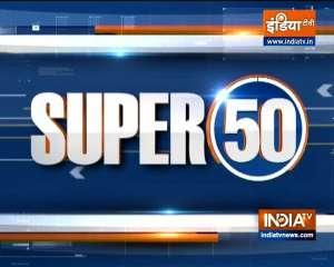 Watch Super 50 News bulletin |  September 2, 2021