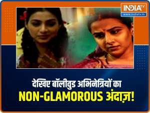 Watch: Bollywood divas in their non-glamorous look