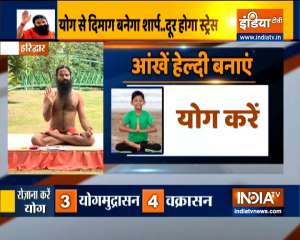 Know yoga asanas and diet plan from Swami Ramdev to strengthen lung capacity