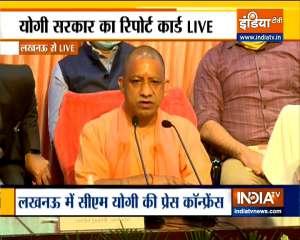 BJP Government in UP landmark of good governance,  says CM Yogi