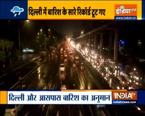 IMD issues yellow alert for Mumbai for next 48 hours