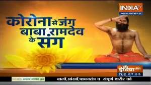 How to treat skin diseases like eczema, leucoderma, psoriasis? Swami Ramdev answers