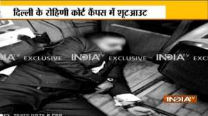 Ground Report: Gangster Jitender Gogi among 3 killed in Delhi Rohini court shootout