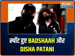 Disha Patani to rapper Badshah, look what your favourite celebs were spotted doing!