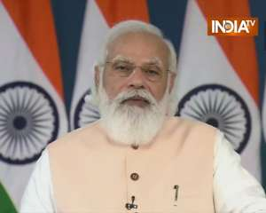 Even countries considered prosperous & powerful could not do it: PM Modi