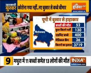 Ground Report | UP: Dengue, viral fever death toll climbs to 52 in Firozabad; central team takes stock of situation