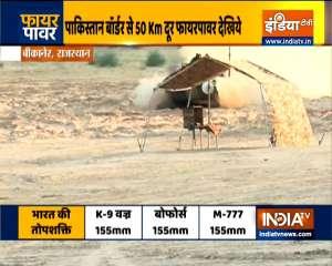 Rajasthan: Military exercise in Mahajan firing range | Ground Report
