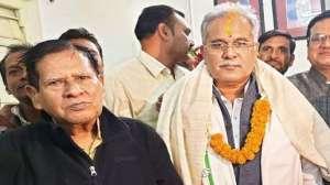 Chhattisgarh: CM Bhupesh Baghel's father arrested for 'derogatory' remarks