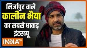 OTT king Pankaj Tripathi talks to India TV about his struggle and hard works