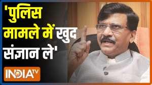 NCB made witness sign 'blank panchnama' is shocking, says Shiv Sena leader Sanjay Raut