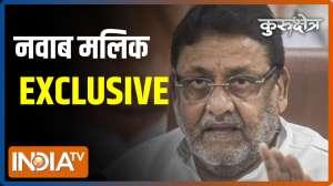 Exclusive: NCP leader Nawab Malik speaks with India TV on Sameer Wankhede row