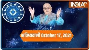 Today Horoscope, Daily Astrology, Zodiac Sign for Sunday, October 17, 2021
