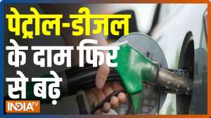 Petrol and diesel prices hiked by 0.31 to 0.37 paisa