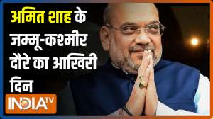 Amit Shah to lay foundation stone of development projects in Srinagar