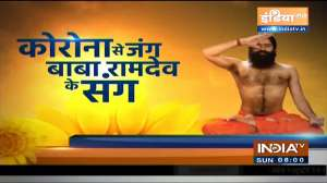 If you are troubled by COVID side effects, know effective treatment from Swami Ramdev