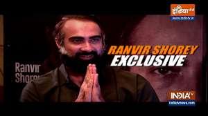 Ranvir Shorey talks about his web series 'Tabbar'