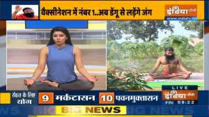 Swami Ramdev shares effective tips to get rid of weakness after recovering from dengue