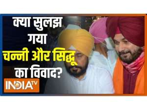 Issues between Sidhu and CM Channi resolved after meeting?