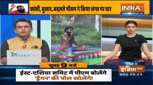 Know how to eat Bathua and gram flour in winters. Swami Ramdev shares its benefits