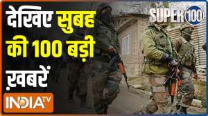 Super 100: Watch the latest news from India and around the world | October 18, 2021