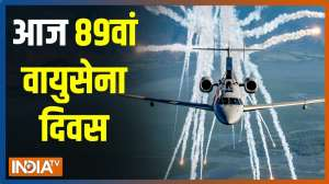 89th anniversary of Indian Air Force today, IAF to showcase its special airshow